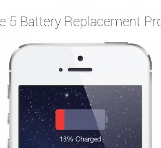 Apple Offers Free Battery Replacement For Affected iPhone 5 Smartphones